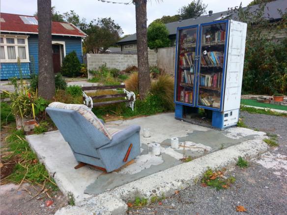 librairy corner