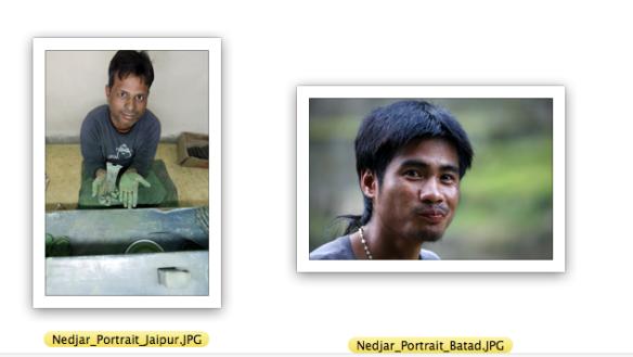 NG portraits