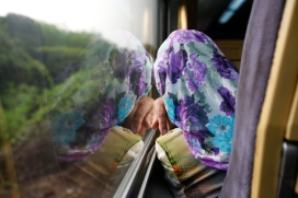 Malaysia - Aboard the Jungle Train