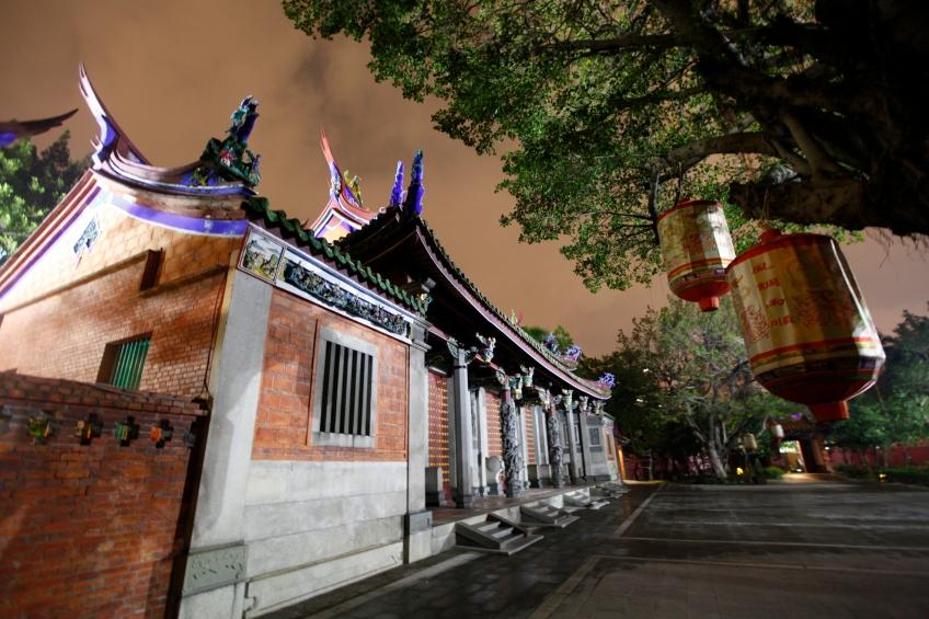 Taiwan - Taipei - Confucius Temple