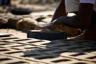 India - Bricks manufacturing