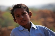 India - Rajasthan - Pessimistic untouchable