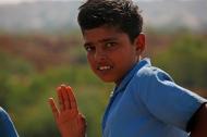 India - Rajasthan - Optimistic untouchable