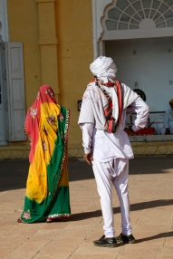 India - Astrakhan - Don't tell me you're looking at her a**