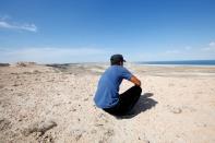 Uzbekistan - The Aral Sea - A mirage