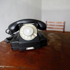 Russia - Nijni Novgorad - Kasparov's phone !