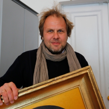 Russia - Novosibirsk - Sergei, Art Curator
